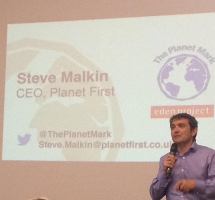 Steve Malkin of Planet First