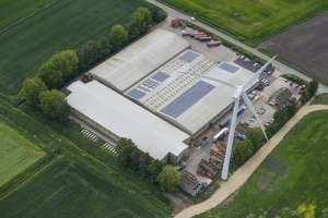G Growers PV rooftop Lark Energy